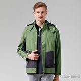 ROBERTA諾貝達 嚴選穿搭 休閒極品防潑水夾克外套 綠色