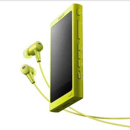 SONY NW-A36HN 32GB Hi-Res 觸控螢幕音樂播放器,2017/02/12前送 Walkman收納包
