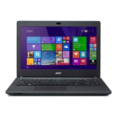 Acer ES1-431-P45Y黑 14吋 N3710 四核 4GB 500GB HDD 超值筆電贈~64GB隨身碟~三合一清潔組~鍵盤保護膜~滑鼠墊