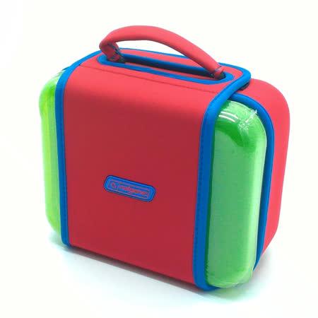 美國Nalgene Lunch Box Buddy便當盒-紅色