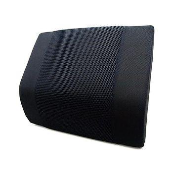亞克 竹炭透氣護腰靠墊 汽車︱頭枕︱坐墊