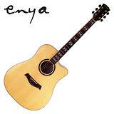 Enya 嚴選41吋 ED-18木吉他 加碼附贈四