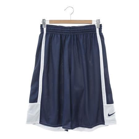 NIKE (男) 籃球短褲 深藍白 631065420