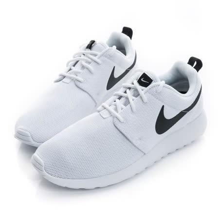 NIKE (女) 經典復古鞋 白黑 844994101
