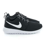 NIKE (女) 經典復古鞋 黑白 844994002