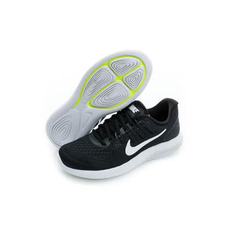 NIKE (女) 慢跑鞋 黑白 843726001