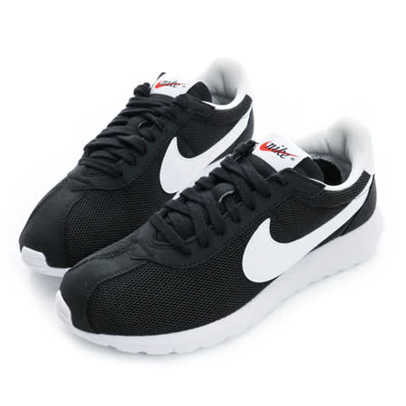 NIKE (女) 經典復古鞋 黑白 819843008
