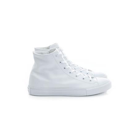Converse (女) 高統靴(休閒) 白 553453C