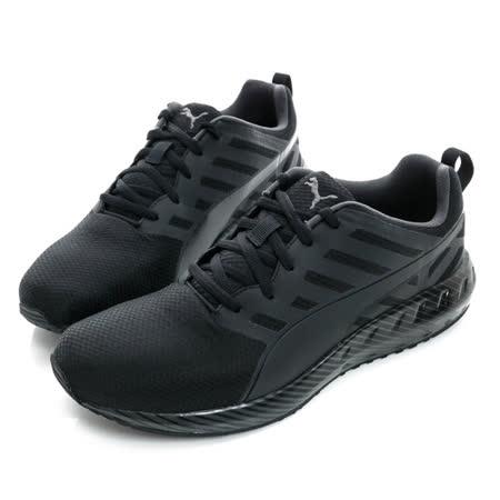PUMA (男) 慢跑鞋 黑 18903402