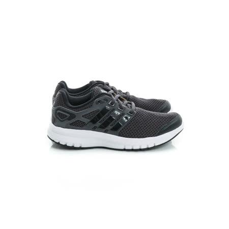 Adidas (大童) 慢跑鞋 黑白 S79830