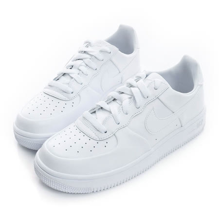 NIKE (大童) 經典復古鞋 白 845128101