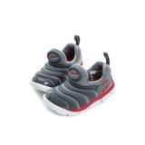 NIKE (童) 經典復古鞋 灰紅白 343938010