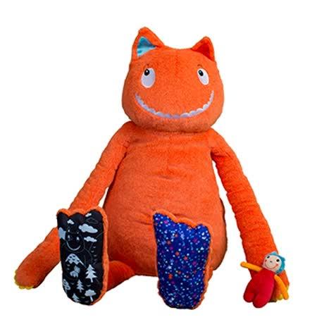 法國ebulobo-我的小巨人-巨大版布娃娃(65cm)