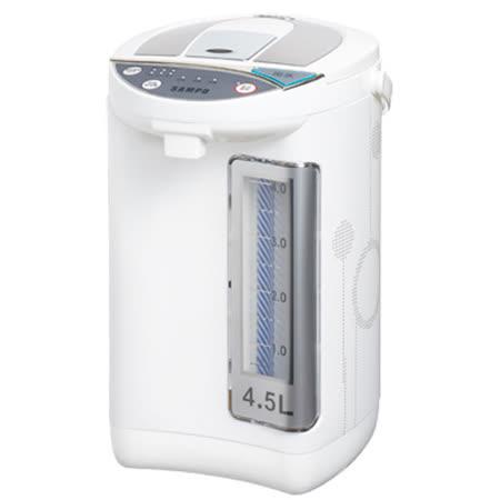 (福利品)【SAMPO聲寶】4.0L電動熱水瓶 KP-LB40W5