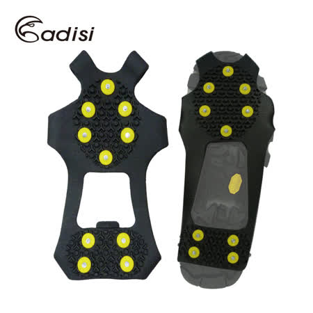 ADISI 進階型防滑釘鞋套 AS14149 / 雪地旅行裝備 / 城市綠洲專賣