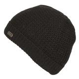 【hilltop山頂鳥】KUSAN手工編織羊毛帽H41XT1黑