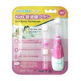 Lux360度幼童電動牙刷-粉附2刷頭