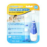 Lux360度幼童電動牙刷-藍附2刷頭