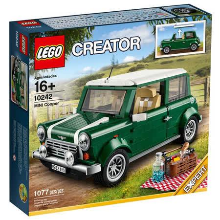 【LEGO樂高積木】Creator創作系列-經典野餐車Mini Cooper LT-10242