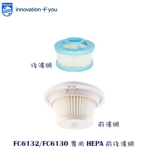 ◆PHILIPS◆飛利浦 吸塵器 HEPA濾網^~ FC6132FC6130