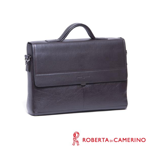 Roberta di Camerino全皮公事包 020R~793~02