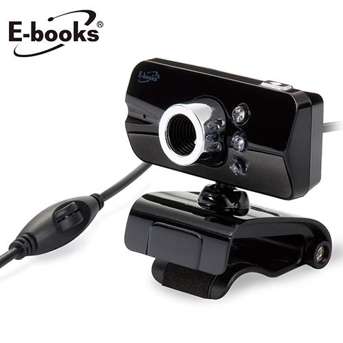 E~books HD高畫質LED攝影機W10