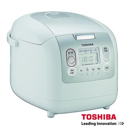 【好物分享】gohappy快樂購物網TOSHIBA東芝10人份微電腦電子鍋RC-18NMFGN開箱大 遠 百 幾 點 開門