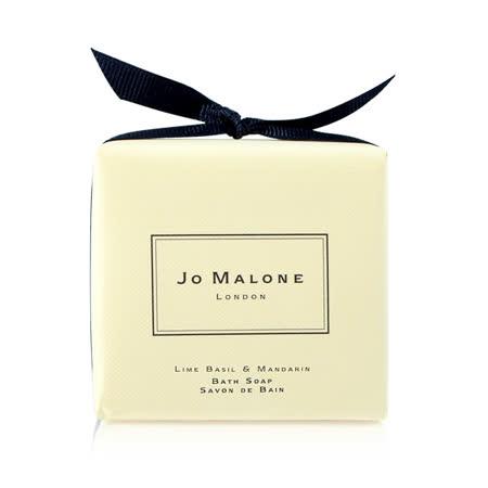 Jo Malone 沐浴香皂 青檸、羅勒與柑橘 Lime Basil & Mandarin 100g  (附緞帶)