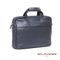 CUMAR 全皮公事包 0296-C84-01