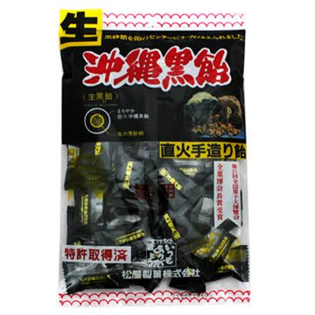 日本松屋 生沖繩黑糖100g