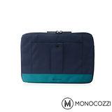 MONOCOZZI Gritty Macbook Air 11吋保護內袋 - 海洋藍
