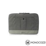 MONOCOZZI Gritty Macbook Air 11吋保護內袋 - 深灰