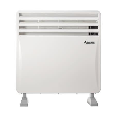 『AIRMATE』☆艾美特 居浴兩用防潑水對流式電暖器 HC51337G