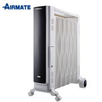 『AIRMATE』☆艾美特 11片葉片式電暖器 HU1157R