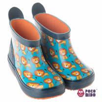 英國 POCONIDO 兒童雨鞋/靴子 (小獅王)
