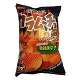 ★買一送一★卡辣姆久厚切洋芋片勁辣唐辛子口味82g