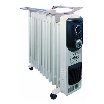 德國嘉儀12葉片電暖器KE-212TF
