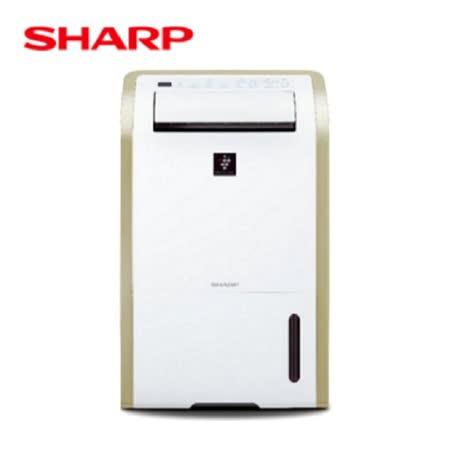 SHARP夏普【DW-E13HT-W】13公升自動除菌清淨除濕機