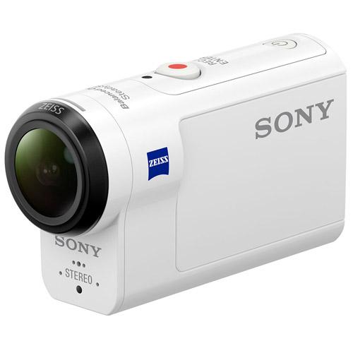 SONY HDR-AS300 運動攝影機(公司貨)-加送64G卡+專用電池X2+專用座充+清潔組+小腳架+讀卡機