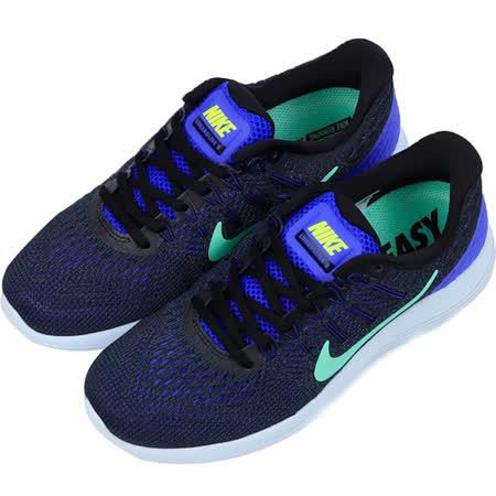 NIKE 女 WMNS NIKE LUNARGLIDE 8 慢跑鞋 藍 843726500