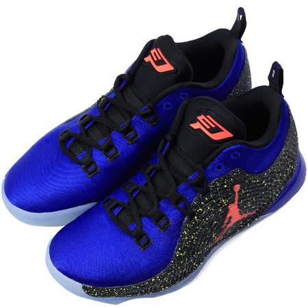 NIKE 男 JORDAN CP3.X 籃球鞋 黑藍 854294400
