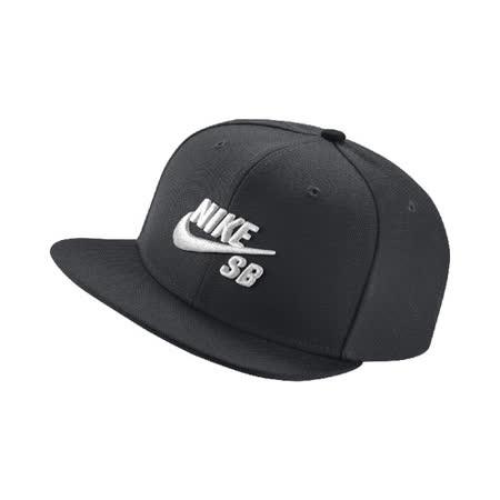 NIKE SB ICON PRO 帽子 黑 628683013