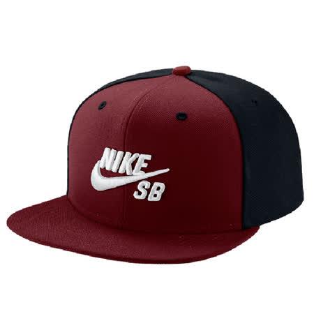 NIKE U NK CAP PRO 帽子 黑紅 628683678