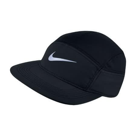 NIKE MS RUN ZIP AW84 帽子 黑 778363010