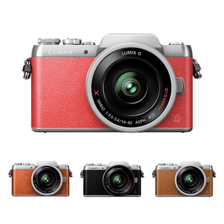 Panasonic LUMIX DMC-GF8X / GF8 X14-42mm (公司貨).-送64G+專用鋰電池+UV保護鏡+原廠包+拭鏡筆吹球清潔組+保護貼
