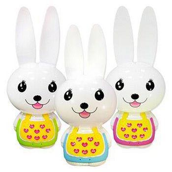 二代芽比兔YEP2 幼兒啟蒙教育故事機-台灣製造 粉藍/粉紅/粉綠