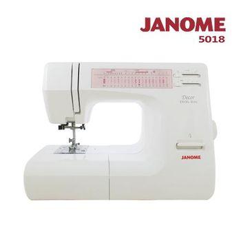日本車樂美 JANOME 機械式縫紉機 5018