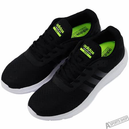 adidas 男 CLOUDFOAM SPEED 慢跑鞋 愛迪達 黑 -AW4911