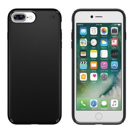 Speck Presidio iPhone 7 Plus 纖薄防摔保護殼- 霧面黑色