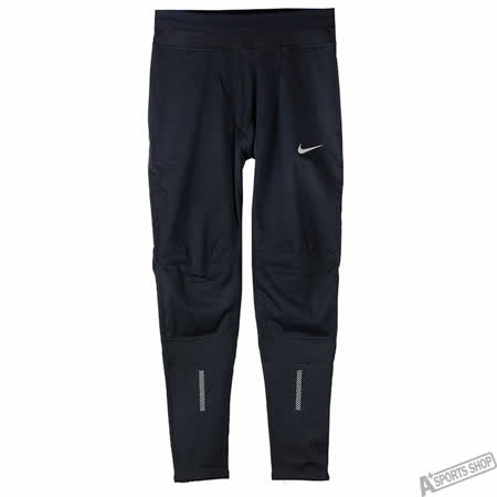 NIKE 男 DRI-FIT SHIELD TIGHT 緊身褲 黑 -683892010